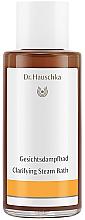 Parfumuri și produse cosmetice Soluție pentru curățarea facială cu abur - Dr. Hauschka Clarifying Steam Bath