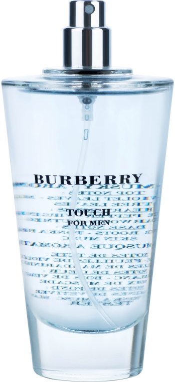 Burberry Touch for men - Apă de toaletă (tester fără capac)
