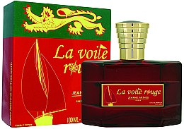 Parfumuri și produse cosmetice Jeanne Arthes La Voile Rouge - Apă de toaletă