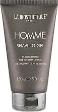 Духи, Парфюмерия, косметика Гель для бритья для всех типов кожи - La Biosthetique Homme Shaving Gel
