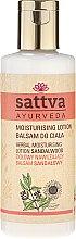 Parfumuri și produse cosmetice Loțiune de corp - Sattva Herbal Moisturising Lotion Sandalwood