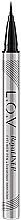 Parfumuri și produse cosmetice Eyeliner - L.O.V RoyaLINER Eyeliner Pen
