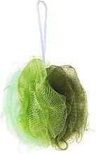 Parfumuri și produse cosmetice Burete de baie 30352, verde - Top Choice