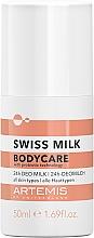 Parfumuri și produse cosmetice Дезодорант - Artemis Swiss Milk 24h Deo Milk