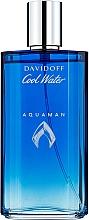 Parfumuri și produse cosmetice Davidoff Cool Water Aquaman Collector Edition - Apă de toaletă