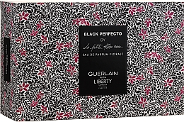 Parfumuri și produse cosmetice Guerlain Black Perfecto By La Petite Robe Noire - Set (edp/50ml + mini/5ml + bag)