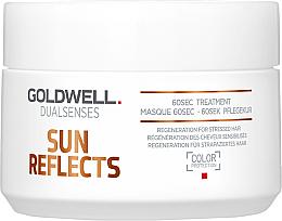 Parfumuri și produse cosmetice Mască regenerantă pentru păr - Goldwell Dualsenses Sun Reflects