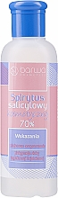Parfumuri și produse cosmetice Alcool salicilic cosmetic - Barwa