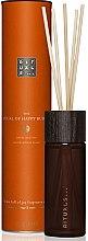 """Parfumuri și produse cosmetice Difuzor de aromă """"Sweet orange & Cedar wood"""" - Rituals The Ritual of Happy Buddha Mini Fragrance Sticks (mini)"""