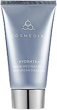 Parfumuri și produse cosmetice Cremă hidratantă cu SPF 17 - Cosmedix Hydrante+ Broad Spectrum SPF 17 Moisturizing Sunscreen