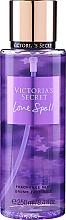 Parfumuri și produse cosmetice Spray parfumat pentru corp - Victoria's Secret Love Spell (2016) Fragrance Body Mist