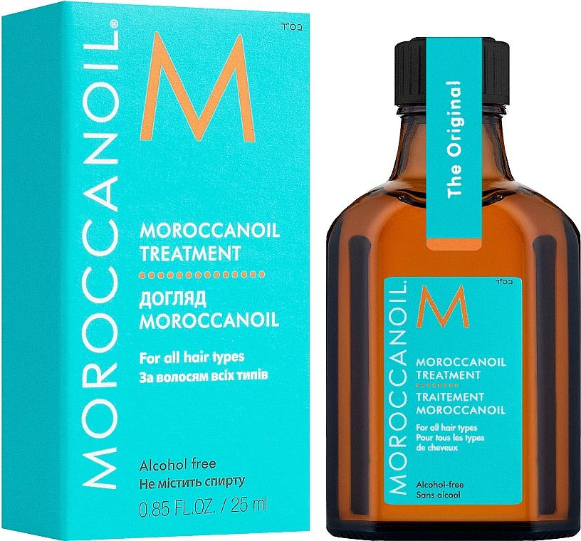 Ulei regenerator pentru păr - Moroccanoil Oil Treatment For All Hair Types