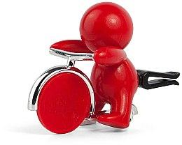 Parfumuri și produse cosmetice Mr&Mrs Fragrance Gino Red Pepper Mint - Aromatizator auto