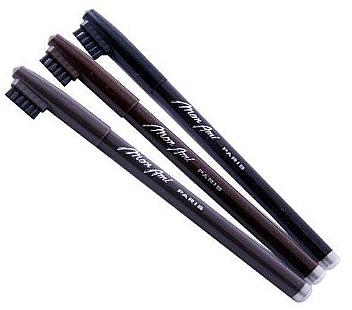 Creion pentru sprâncene - Mon Ami Eyebrow Pencil