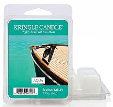 Parfumuri și produse cosmetice Ceară aromată - Kringle Candle Wax Melts Aqua