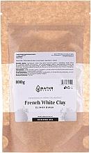 Parfumuri și produse cosmetice Mască de față - Natur Planet French White Clay