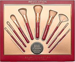 Parfumuri și produse cosmetice Set pensule pentru machiaj - Makeup Revolution Brush Collection