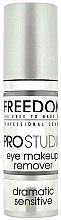 Parfumuri și produse cosmetice Soluţie demachiantă - Freedom Makeup London Pro Studio Dramatic Senstive Eye