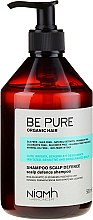 Parfumuri și produse cosmetice Șampon calmant - Niamh Hairconcept Be Pure Scalp Defence Shampoo