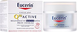 Parfumuri și produse cosmetice Cremă de noapte anti-îmbătrânire pentru față - Eucerin Q10 Active Night Cream