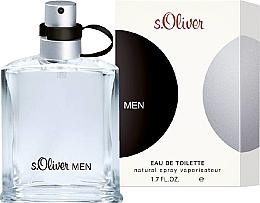 Parfumuri și produse cosmetice S.Oliver Men - Apă de toaletă