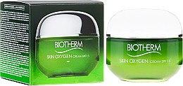 Parfumuri și produse cosmetice Cremă pentru față antioxidantă - Biotherm Skin Oxygen Cream SPF 15