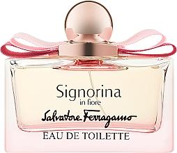 Parfumuri și produse cosmetice Salvatore Ferragamo Signorina In Fiore - Apă de toaletă (tester cu capac)