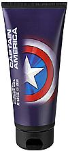 Parfumuri și produse cosmetice Gel de duș - Marvel Captain America Shower Gel