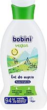 Parfumuri și produse cosmetice Gel de duș - Bobini Vegan Gel