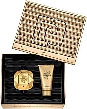 Parfumuri și produse cosmetice Paco Rabanne Lady Million - Set (edp/50ml + b/lot/75ml)