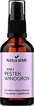 Parfumuri și produse cosmetice Ulei din semințe de struguri - NaturalME (cu dozator)