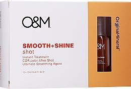 Parfumuri și produse cosmetice Средство для гладкости и блеска волос - Original & Mineral Smooth + Shine Instant Shot Treatment