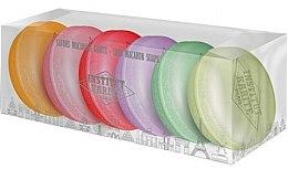 Parfumuri și produse cosmetice Set săpun - Institut Karite Shea Soaps (soap/6x27g)