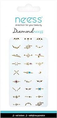 Nail Art Stickers, 3710 - Neess Diamondneess — Imagine N1
