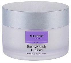 Parfumuri și produse cosmetice Cremă pentru corp - Marbert Bath & Body Classic Body Cream (tester)