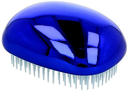 Parfumuri și produse cosmetice Perie de păr - Twish Spiky 3 Hair Brush Shining Blue