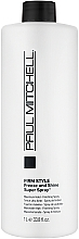 Parfumuri și produse cosmetice Spray pentru styling cu fixare puternică - Paul Mitchell Firm Style Freeze & Shine Super Spray