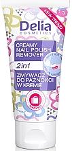 Parfumuri și produse cosmetice Soluție pentru îndepărtarea ojei - Delia Nail Polish Remover