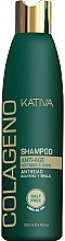 Parfumuri și produse cosmetice Șampon regenerant cu colagen - Kativa Colageno Shampoo