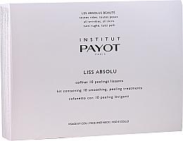 Parfumuri și produse cosmetice Set - Payot Liss Absolute (f/peeling/10x5g + f/lot/10x10ml + f/mask/10x20g)