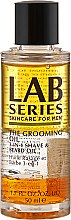 Parfumuri și produse cosmetice Ulei pentru barbă - Lab Series The Grooming Oil 3-In-1 Shave & Beard Oil