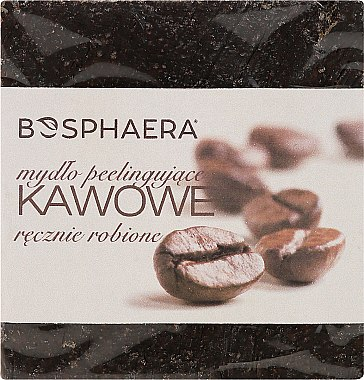 "Săpun ""Cafea"" - Bosphaera Coffee Soap — Imagine N1"
