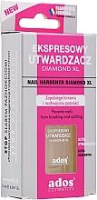 Parfumuri și produse cosmetice Întăritor pentru unghii - Ados Nail Hardemer Diamond XL
