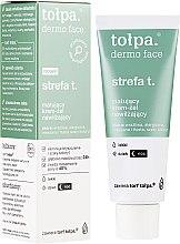 Parfumuri și produse cosmetice Cremă-gel de față - Tolpa Dermo Face Strefa T Mattifying Face Gel-Cream