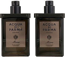 Духи, Парфюмерия, косметика Acqua di Parma Colonia Mirra Travel Spray Refill - Apă de colonie
