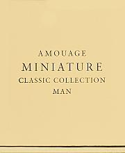 Amouage Miniature Classic Collection Man - Set miniaturi (edp/6x7.5ml) — Imagine N7