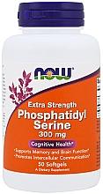 Parfumuri și produse cosmetice Fosfatidilserină extra, 300 mg - Now Foods Extra Strength Phosphatidyl Serine