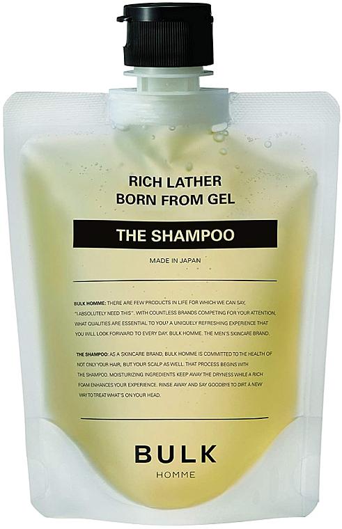 Шампунь для волос - Bulk Homme The Shampoo For Man — фото N1