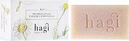 Parfumuri și produse cosmetice Săpun natural cu extract de castraveți - Hagi Soap