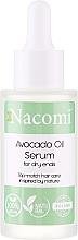 Parfumuri și produse cosmetice Ser pentru păr - Nacomi Natural With Avocado Oil Serum